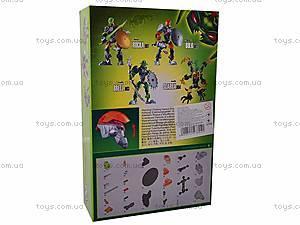 Конструктор-трансформер Hero 5, 901902903, магазин игрушек