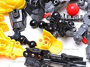 Конструктор-трансформер Hero Factory Evo, 6004, игрушки