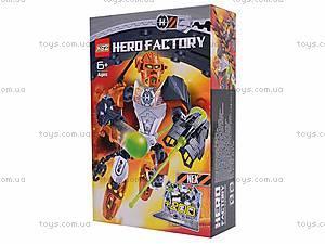 Конструктор-трансформер Hero Factory Nex, 6001, фото