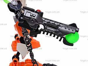 Конструктор-трансформер Hero Factory Nex, 6001, отзывы