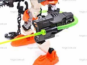 Конструктор-трансформер Hero Factory Nex, 6001, игрушки