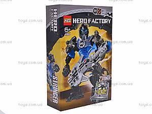 Конструктор-трансформер Hero Factory Stringer, 6003