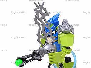 Конструктор-трансформер Hero Factory Surge, 6002, купить