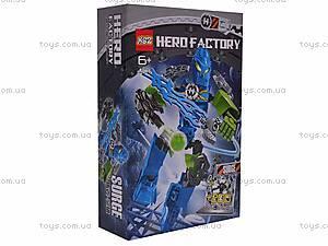 Конструктор-трансформер Hero Factory Surge, 6002, цена