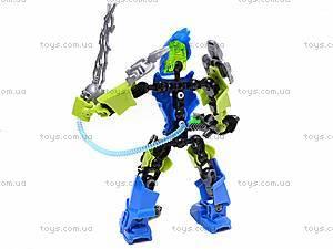 Конструктор-трансформер Hero Factory Surge, 6002, детские игрушки