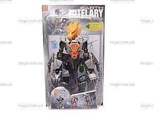 Конструктор-трансформер игрушечный, 2012-3, игрушки