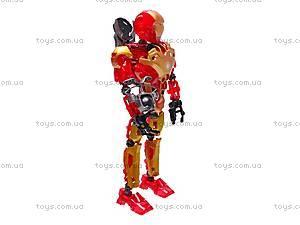 Конструктор-трансформер «Super Hero», 8906, цена