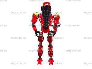 Конструктор-трансформер «Super Hero», 8906, игрушки