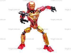 Конструктор-трансформер «Super Hero», 8906