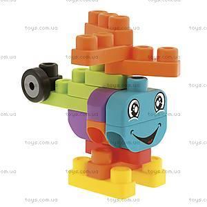Конструктор Chicco «Транспортные средства», 40 элементов, 60136.00, цена