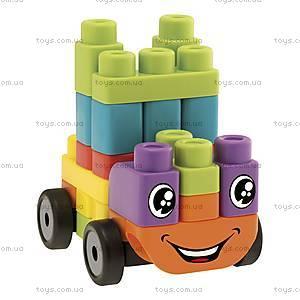 Конструктор Chicco «Транспортные средства», 40 элементов, 60136.00, игрушки