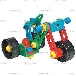 Пластиковый конструктор «Трицикл», С327
