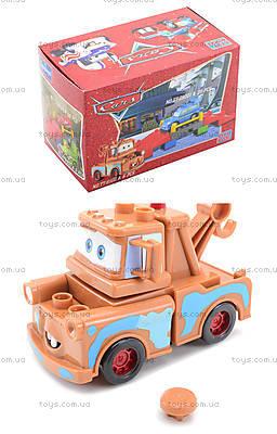 Детский конструктор-машинка «Тачки», TT-Z9512A