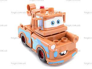 Детский конструктор-машинка «Тачки», TT-Z9512A, цена