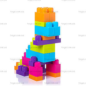 Конструктор Mega Bloks «Ультрамодный», 60 деталей, CYP66, фото