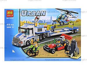 Конструктор серии Urban, 410 деталей, 10422, фото