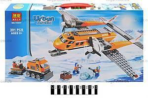 Конструктор Urban Arctic «Полярный транспорт», 391 деталь, 10441