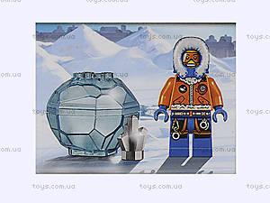 Конструктор Urban Arctic «Полярный транспорт», 50 деталей, 10437, фото