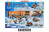 Конструктор Urban Arctic «Полярный транспорт», 783 детали, 10442, купить