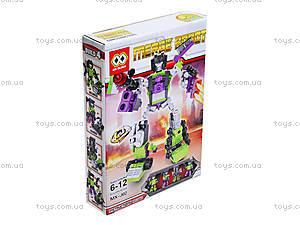 Конструктор для мальчика Merge Robot, MX-J02, купить