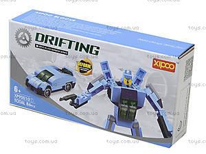 Конструктор-робот «Защитники», XP90010, отзывы