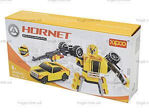 Конструктор-робот «Защитники», XP90010, игрушки
