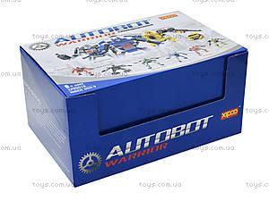 Конструктор-робот «Защитники», XP90010, детские игрушки