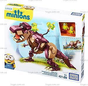 Конструктор Mega Bloks «Верхом на динозавре», CPC51