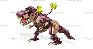 Конструктор Mega Bloks «Верхом на динозавре», CPC51, фото