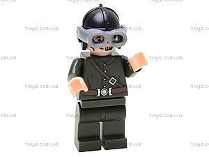 Конструктор «Вертолет», 119 элементов, 806, іграшки