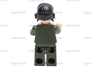 Конструктор «Вертолет», 25 элементов, 801, игрушки