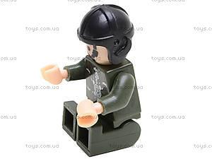 Конструктор «Вертолет», 25 элементов, 801, toys.com.ua