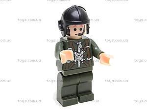 Конструктор «Самолет», 25 элементов, 801, toys