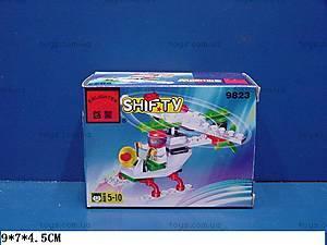 Конструктор «Вертолет Shifty», 9823