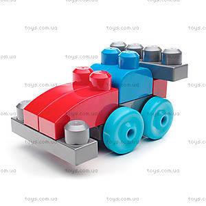 Конструктор Mega Bloks «Веселые машинки», CNH09, отзывы