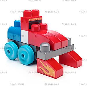 Конструктор Mega Bloks «Веселые машинки», CNH09, цена