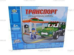 Конструктор «Военная машина», ES80090R, цена