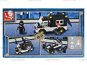 Конструктор «Военная полиция», 127 деталей, M38-B1600, отзывы