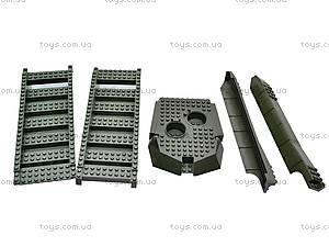 Конструктор «Военная техника», 500 деталей, 41351B, игрушки