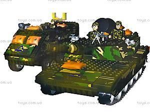 Конструктор «Военная техника», 500 деталей, 41351B