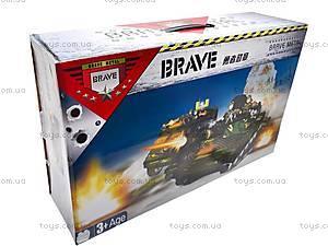 Конструктор «Военная техника», 500 деталей, 41351B, детские игрушки