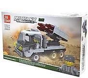 Конструктор «Военная техника 3 в 1» 121 деталь, 23031, купить