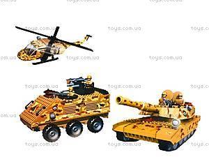 Конструктор «Военные действия», 800 деталей, 42501