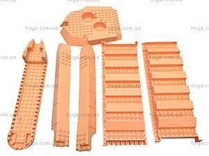 Конструктор «Военные действия», 800 деталей, 42501, детские игрушки