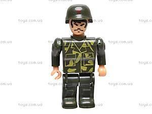 Конструктор «Военный джип», 100 деталей, 41151, купить