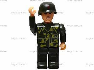Конструктор «Военный джип», 55 деталей, 41001, купить