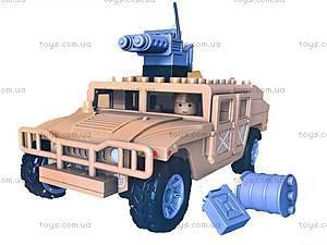 Конструктор «Военный Хаммер», 41102, цена