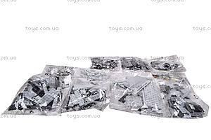Конструктор «Военный корабль», 600 деталей, 22802, фото
