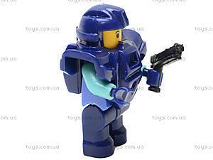 Конструктор «Военный спецназ», 198 деталей, M38-B0198R, детские игрушки