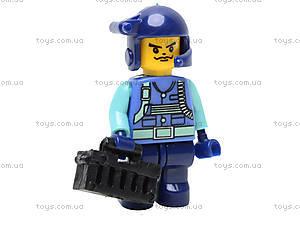 Конструктор «Военный спецназ», 198 деталей, M38-B0198R, toys